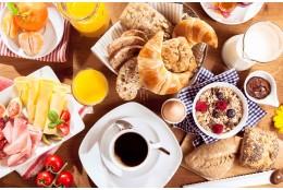 Snídaně formou švédského stolu (1os)